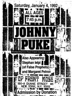 Johnnypuke